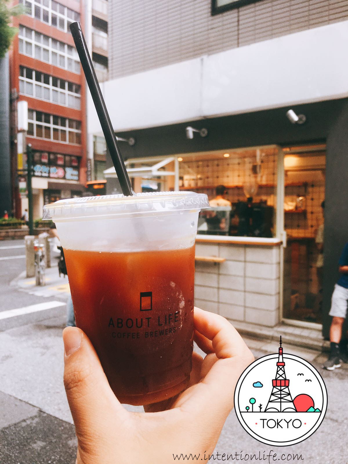 【東京·澀谷】About Life Coffee Brewers 咖啡店